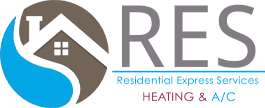 Residential Express Services Heating & AC logo