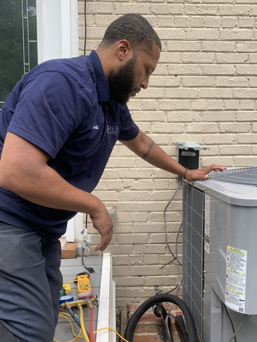 Residential AC Cooling Services - RES Heating and AC - Residential Express Services