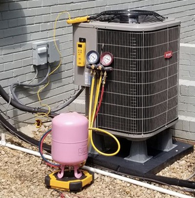 AC Cooling Maintenance Services - RES Heating and AC - Residential Express Services